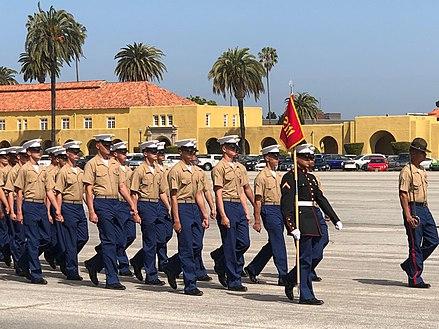 United States Marine Corps Recruit Training - Wikipedia