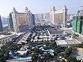 MC 澳門 Macau 萬豪酒店 JW Marriott Hotel room 28th Floor view November 2019 SS2 30.jpg
