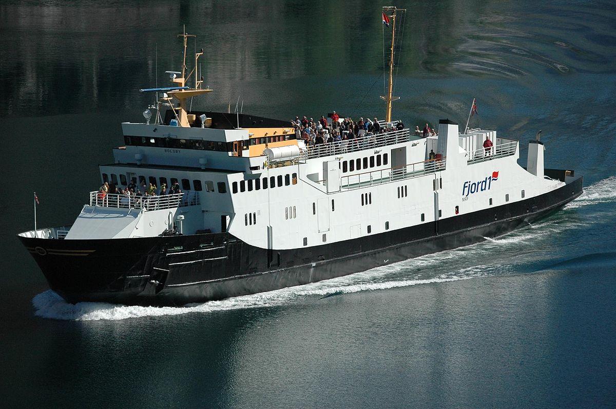 Møre og Romsdal Fylkesbåtar – Wikipedia