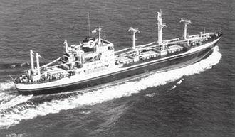 Soviet submarine K-33 - MS Finnclipper