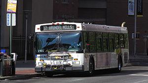 Route 75 Mta Maryland Locallink Wikipedia