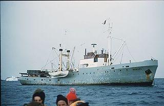 Ken Blaiklock British Antarctic surveyor