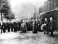 Maastricht, Wilhelminasingel, bezoek kardinaal Van Rossum, 1913.jpg