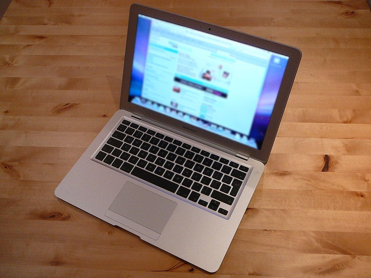MacBook Air – Wikipedia