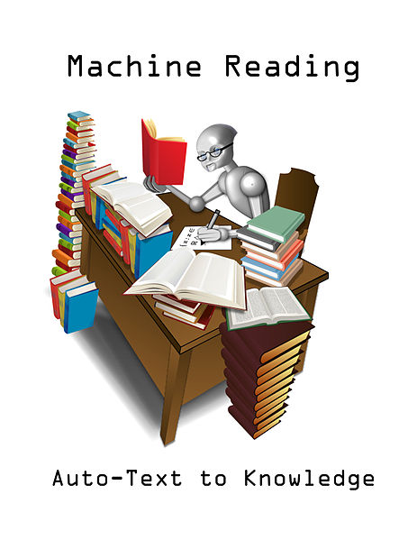 File:Maching Reading Robot Auto-Text to Knowledge.jpg