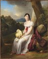 Madame Saint-Ange Chevrier (Louis-Léopold Boilly) - Nationalmuseum - 177754.tif