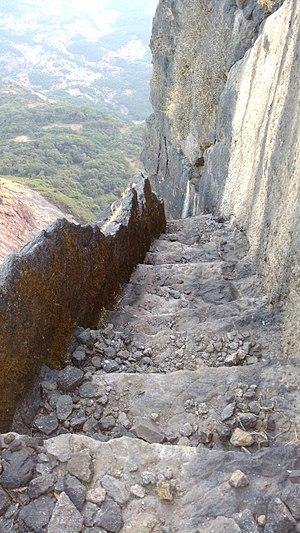 Madangad Fort - Image: Madangad 3