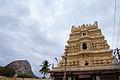 Madhugiri from front of Venkataramana temple.jpg