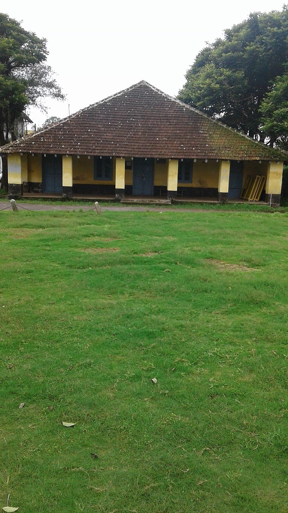 Madikeri fort2