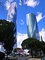 Madrid - CTBA, Torre de Cristal y Torre Espacio 18.jpg