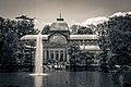 Madrid - Parque del Retiro - Palacio de Cristal 2018-06-16.jpg