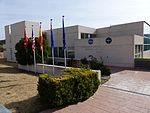 Madrid Deep Space Communications Complex, 2016 01.jpg