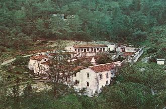 Armenians in Cyprus - The Magaravank monastery (1967)