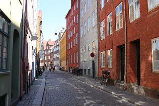 Magstræde street in Copenhagen
