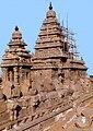 Mahabalipuram-04-Tempel am Meer Jalasayana-1976-gje.jpg