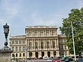 Main Building of the Hungarian Academy of Sciences, Budapest, Lipótváros, Hungary - panoramio (6).jpg