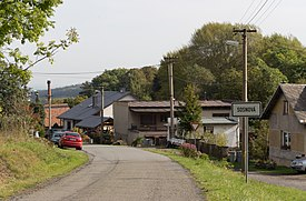 Main St - Sosnová, Opava District, Czech Republic 02.jpg