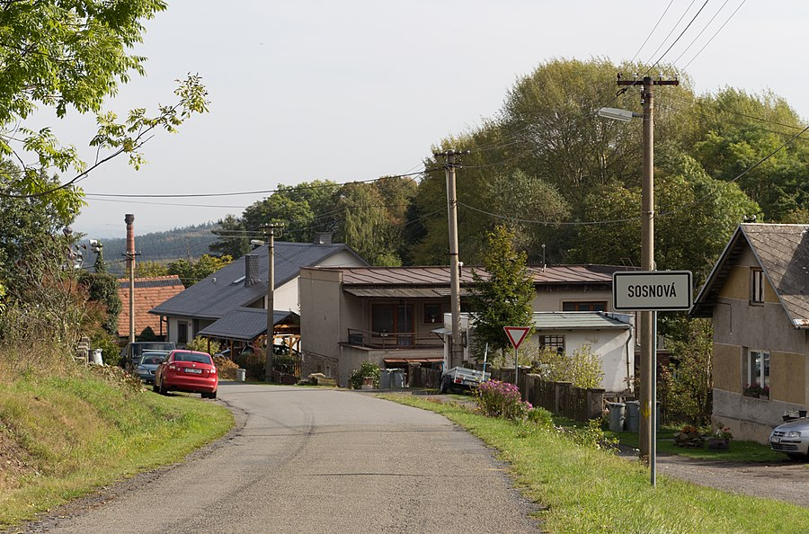 Sosnová (Opava District)