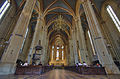Main nave - The Zagreb Cathedral (HDR) (13023833365).jpg