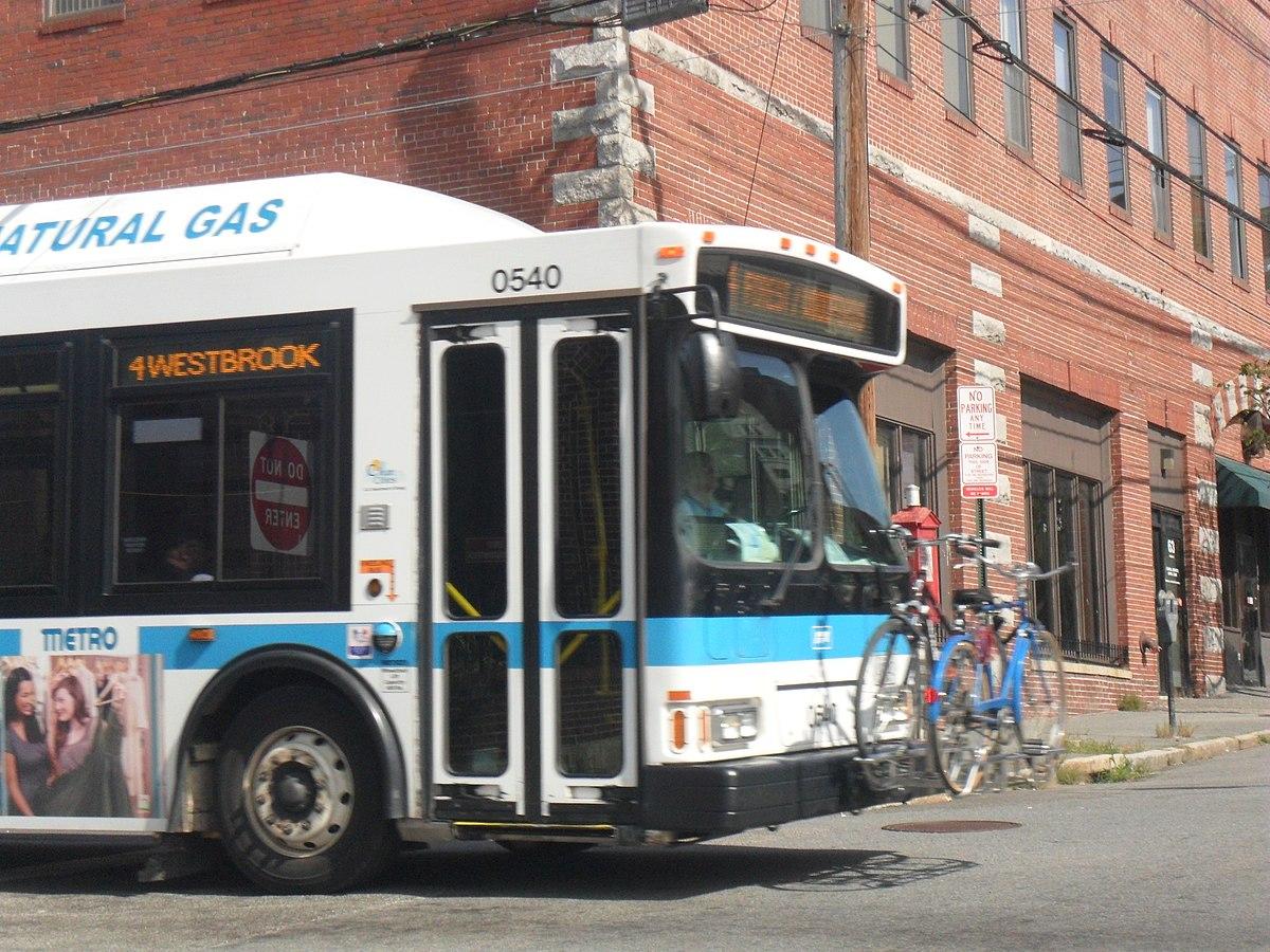 Greater Portland Metro Bus - Wikipedia