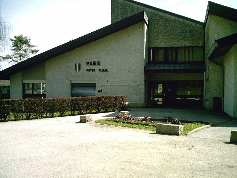 Mairie de Nurieux-Volognat