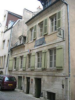 Maison de naissance de Louis Pasteur 0002