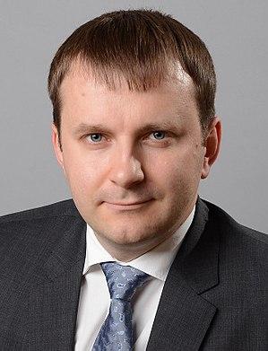 Maxim Oreshkin - Image: Maksim Oreshkin
