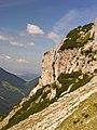 Malá Fatra, hiking down from Veľký Rozsutec - panoramio (1).jpg