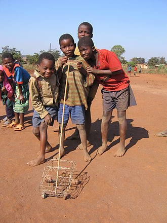 AIDS orphan - AIDS orphans in Malawi
