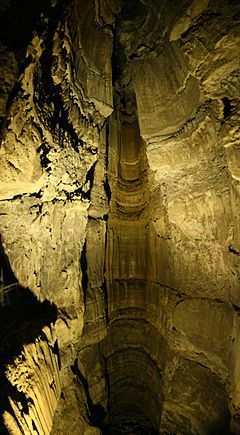 Mammoth Cave vertical dome.jpg
