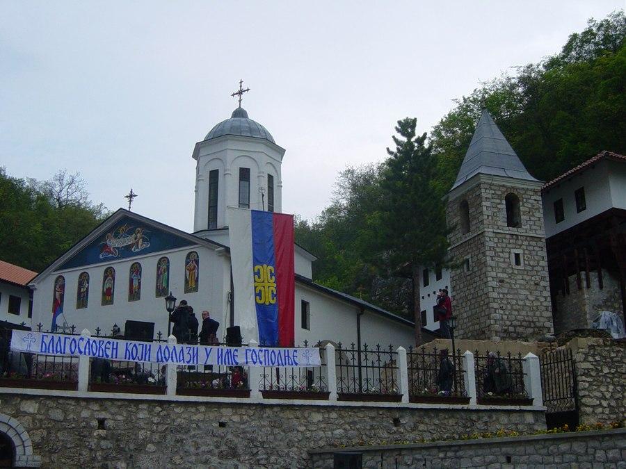 Manastir Svete Trojice kod Pljevalja