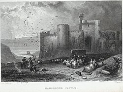 William Radclyffe: Manorbeer Castle