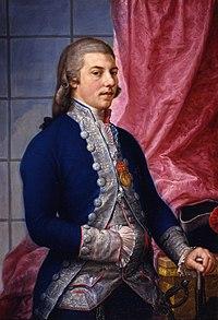Retrato de Manuel Godoy (1767-1851)