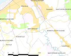 Map commune FR insee code 14557.png