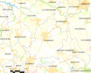 Map commune FR insee code 29160.png
