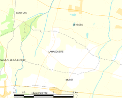 Map commune FR insee code 31269.png