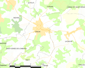 Map commune FR insee code 33140.png