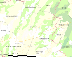 Map commune FR insee code 64309.png