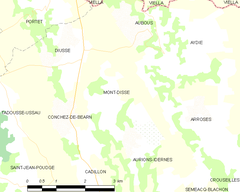 Map commune FR insee code 64401.png