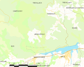 Map commune FR insee code 66007.png