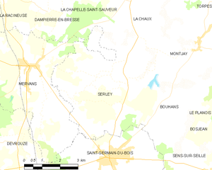 Map commune FR insee code 71516.png