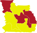 Map of 2020 South Tangerang Mayoral Election - Districts.png