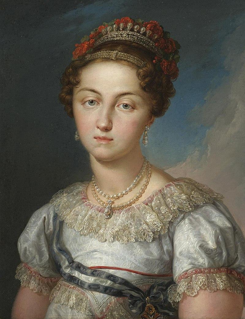 María Josefa Amalia de Sajonia, Reina de España.jpg