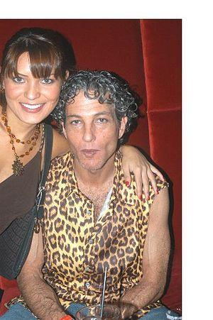 Mari Possa - Mari Possa with her then partner Seymore Butts in 2004