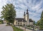 Maria Rain Kirchenstrasse 61 Pfarrkirche Mariä Himmelfahrt NO-Ansicht 13072018 3862.jpg