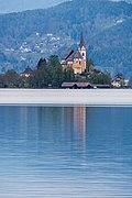 Maria Wörth Pfarrkirche hll. Primus und Felizian O-Ansicht 28042021 0863.jpg