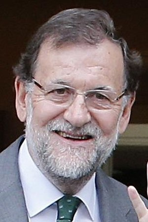 Spanish local elections, 2015 - Image: Mariano Rajoy 2015e (cropped)