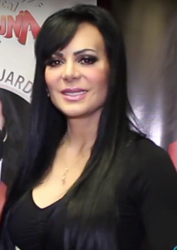 Maribel Guardia during an interview in January 2017.png