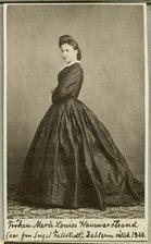 Marie Louise Hammarstrand, porträtt - SMV - H3 161.tif