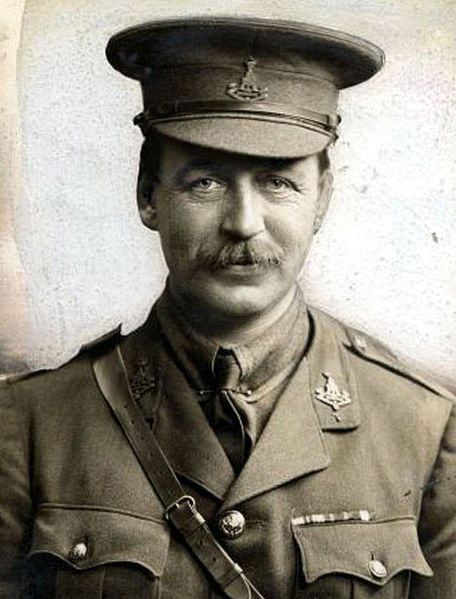 Sir Tatton Benvenuto Mark Sykes, 6th Baronet (16 March 1879 — 16 February 1919)